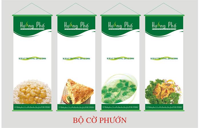 inkythuatso247 tự hào là đơn vị sản xuất cờ phướn, băng rôn uy tín Gò Vấp TPHCM