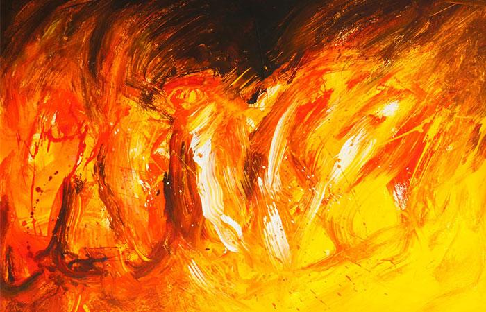 Mệnh Hỏa là đại diện cho lửa hoặc mặt trời