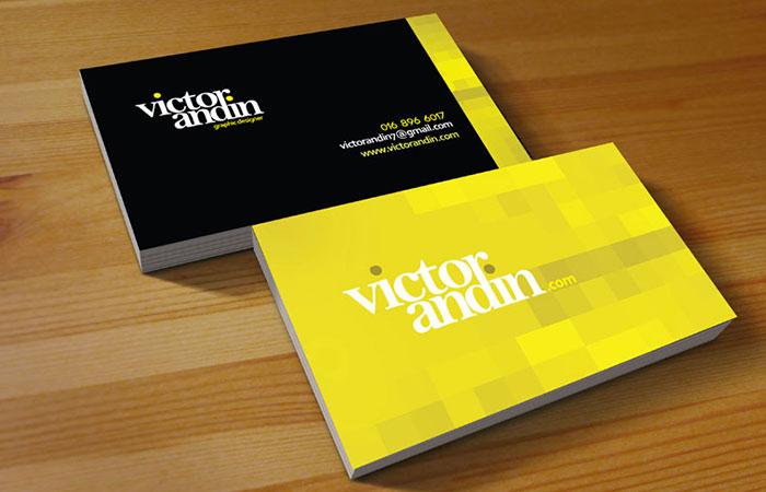 Name card luôn đi đôi với uy tín, lời giới thiệu của doanh nghiệp tới khách hàng